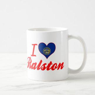 Amo Ralston, Nebraska Taza Clásica