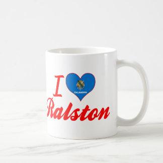 Amo Ralston, Oklahoma Taza