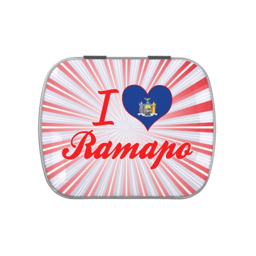 Amo Ramapo, Nueva York Latas De Dulces