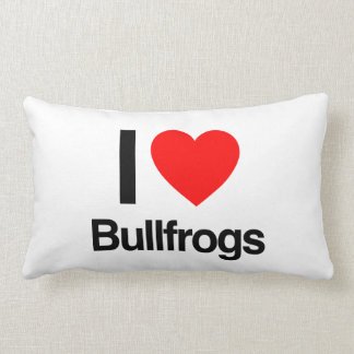 amo ranas mugidoras almohadas