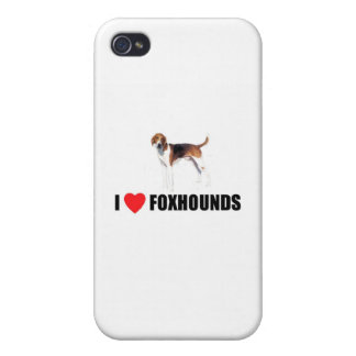 Amo raposeros iPhone 4/4S carcasa