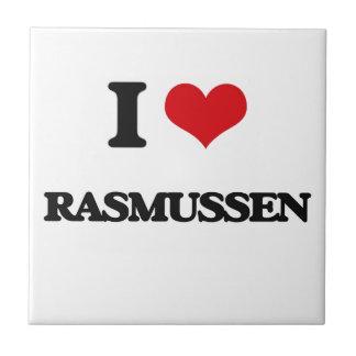 Amo Rasmussen Azulejo Cuadrado Pequeño