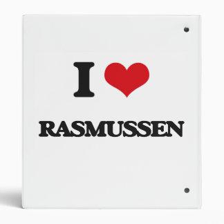 Amo Rasmussen Carpeta 2,5 Cm