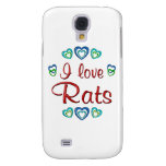 Amo ratas