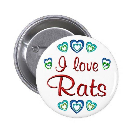 Amo ratas pin