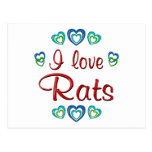 Amo ratas postal