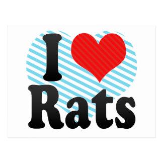 Amo ratas postales