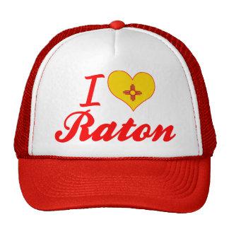 Amo Raton, New México Gorra