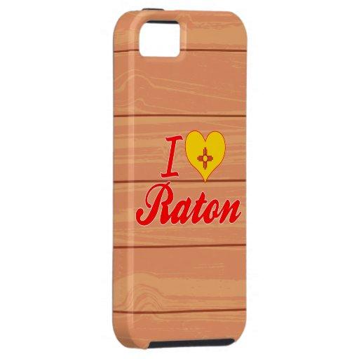 Amo Raton, New México iPhone 5 Carcasa