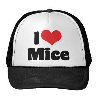 Amo ratones gorras de camionero