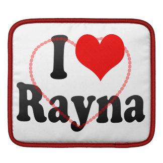 Amo Rayna Manga De iPad