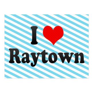 Amo Raytown, Estados Unidos Postal