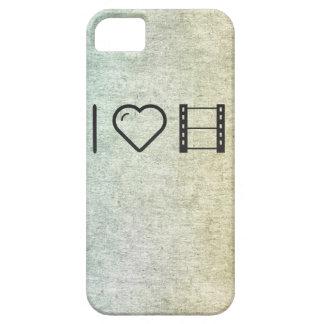 Amo rebobinados de la película iPhone 5 funda