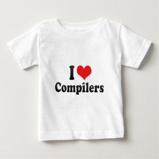 Amo recopiladores playera