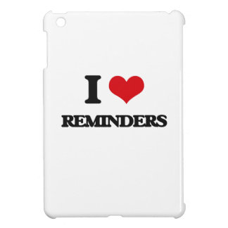 Amo recordatorios