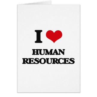 Amo recursos humanos felicitación