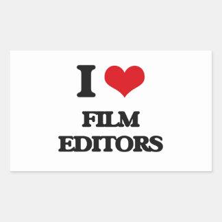 Amo redactores de la película rectangular altavoces