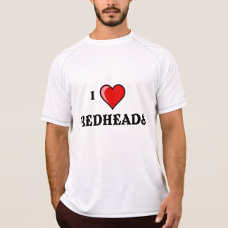 Amo Redheads Remera