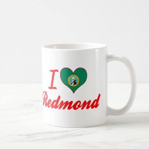 Amo Redmond, Washington Taza