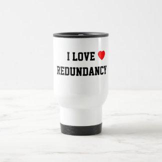 Amo redundancia taza térmica