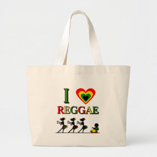 Amo reggae bolsa