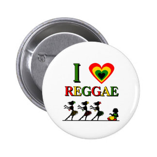 Amo reggae pins