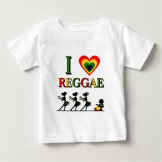 Amo reggae remera