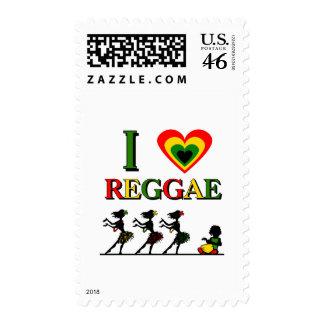 Amo reggae sello