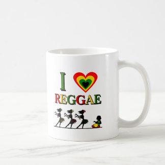 Amo reggae tazas