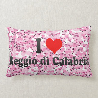 Amo Reggio Di Calabria, Italia Almohada