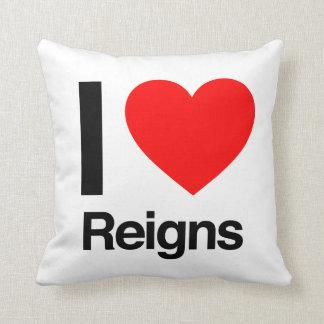 amo reinados almohada