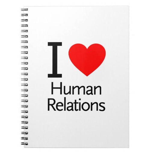 Amo relaciones humanas libro de apuntes