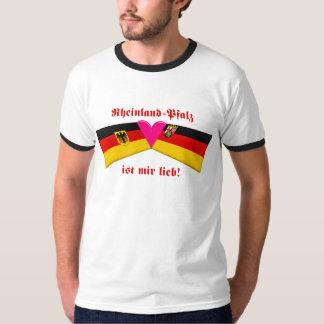 Amo Renania-Palatinado Camisas