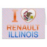 Amo Renault, IL Felicitación