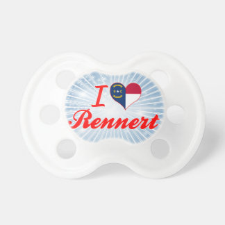 Amo Rennert Carolina del Norte Chupetes Para Bebes