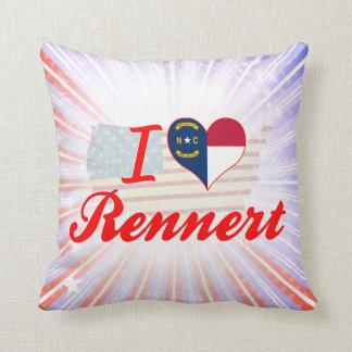 Amo Rennert Carolina del Norte Cojines