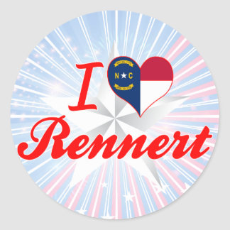 Amo Rennert Carolina del Norte Etiquetas