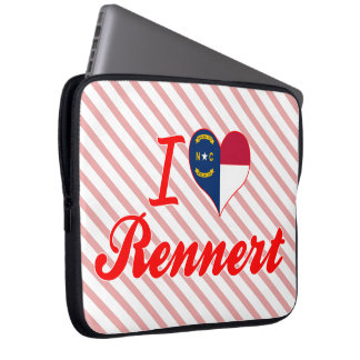 Amo Rennert Carolina del Norte Fundas Portátiles