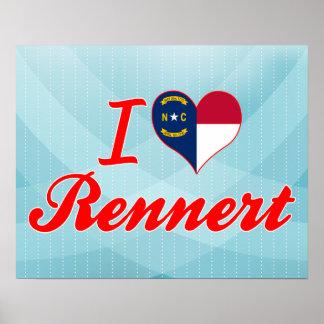 Amo Rennert Carolina del Norte Impresiones