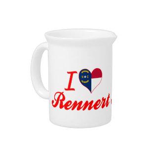 Amo Rennert Carolina del Norte Jarra De Beber