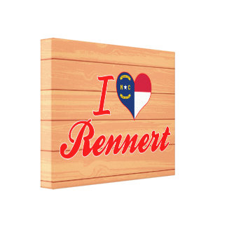 Amo Rennert Carolina del Norte Lona Estirada Galerías