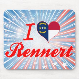 Amo Rennert Carolina del Norte Alfombrillas De Raton