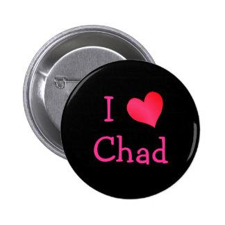Amo República eo Tchad Pin