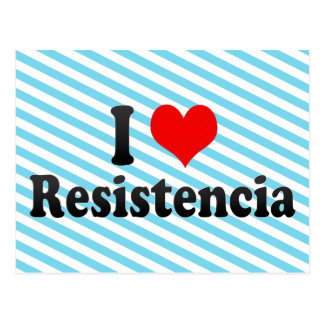 Amo Resistencia, la Argentina Postales