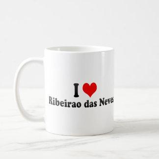 Amo Ribeirao das Neves, el Brasil Taza