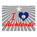 Amo Richlands, Virginia Postales