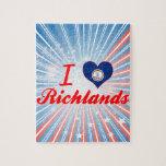Amo Richlands, Virginia Rompecabezas