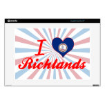 Amo Richlands, Virginia Skins Para Portátil