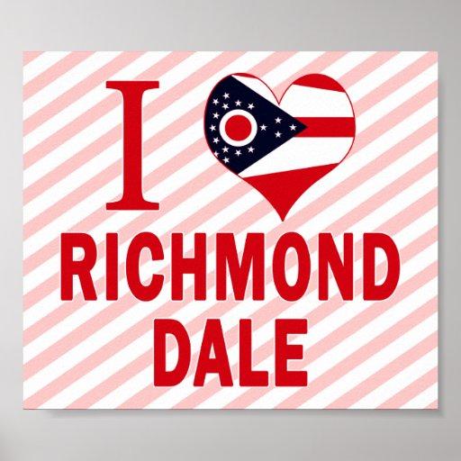 Amo Richmond Dale, Ohio Impresiones