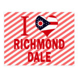 Amo Richmond Dale, Ohio Postal